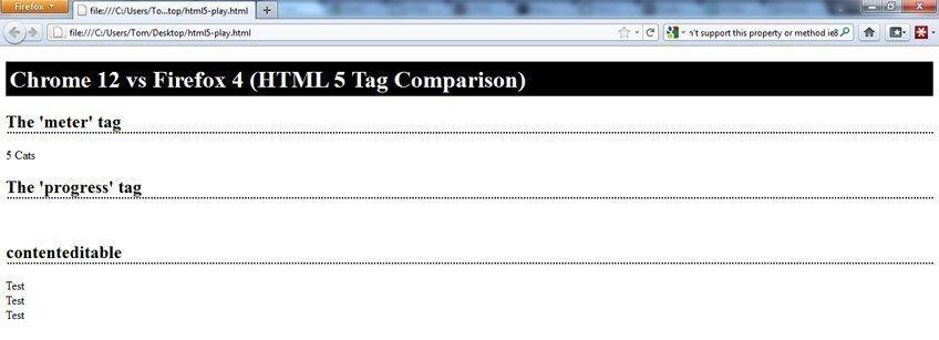 HTML tags 2