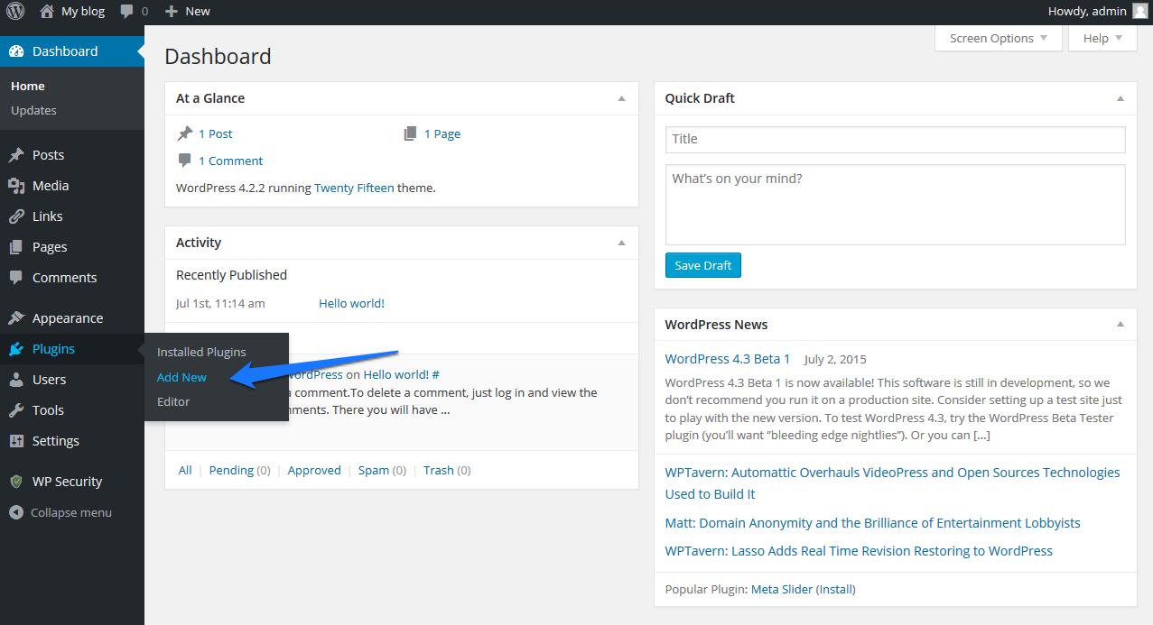 CDN WordPress 2