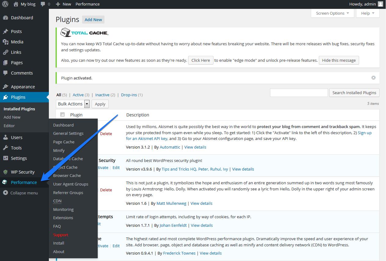 CDN WordPress 6
